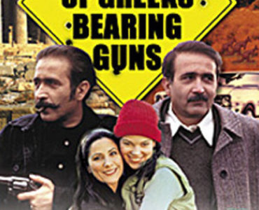 Beware of Greeks Bearing Guns cast by Greg Apps casting director