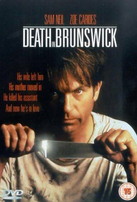 Death in Brunswick Cast by Greg Apps Casting Director