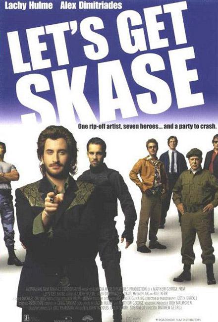 Let's Get Skase cast by Greg Apps casting director