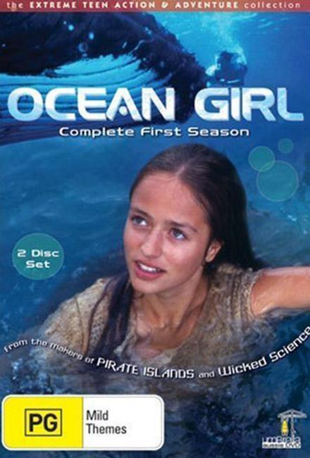 Ocean Girl cast by Greg Apps casting director