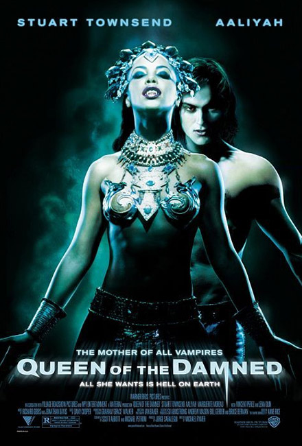Queen of the Damned cast by Greg Apps casting director