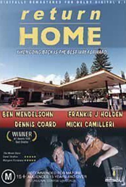 Return Home Cast by Greg Apps Casting Director