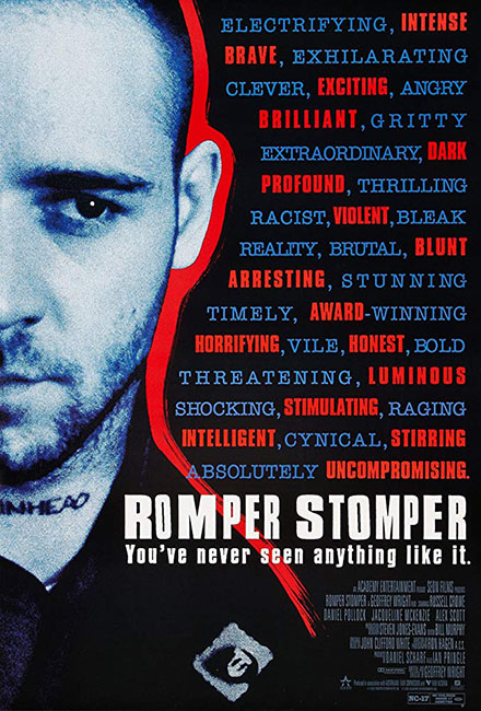 Romper Stomper Movie Cast by Greg Apps Casting Director