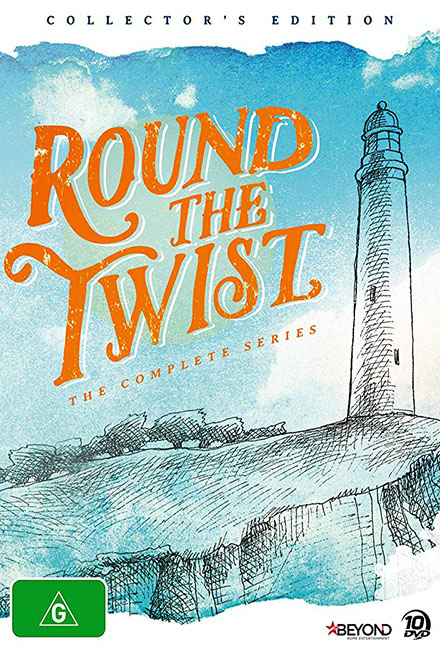 Round the Twist TV Series Cast by Greg Apps Casting Director