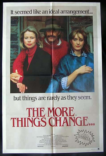 The More Things Change Movie Cast by Greg Apps Casting Director
