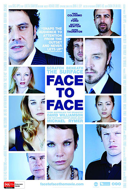Face to Face cast by Greg Apps casting director