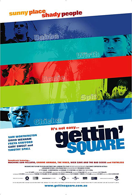 Gettin Square cast by Greg Apps casting director