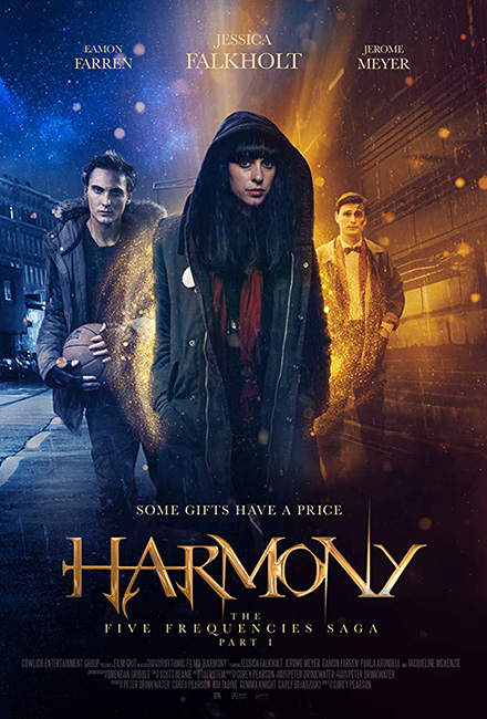 Harmony cast by Greg Apps casting director