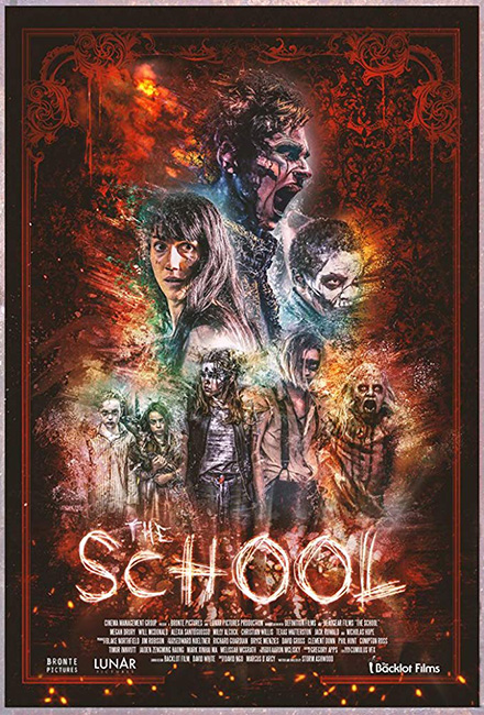 The School cast by Greg Apps casting director