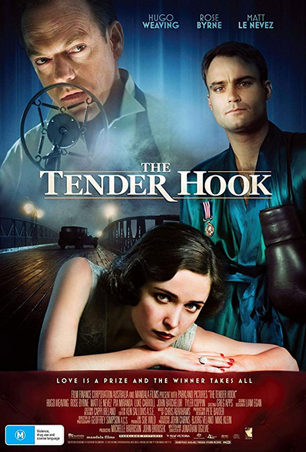 The Tender Hook cast by Greg Apps casting director