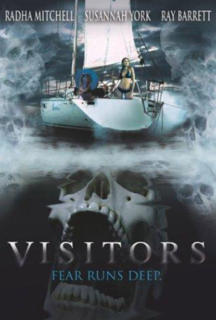 Visitors cast by Greg Apps casting director