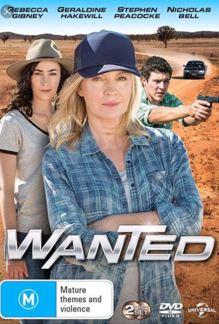 Wanted cast by Greg Apps casting director