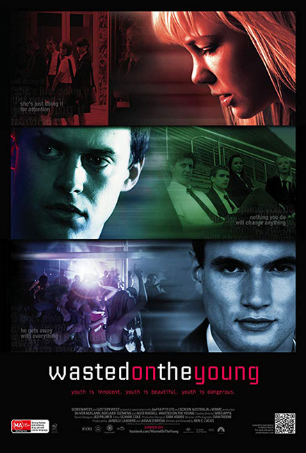 Wasted on the Young cast by Greg Apps casting director